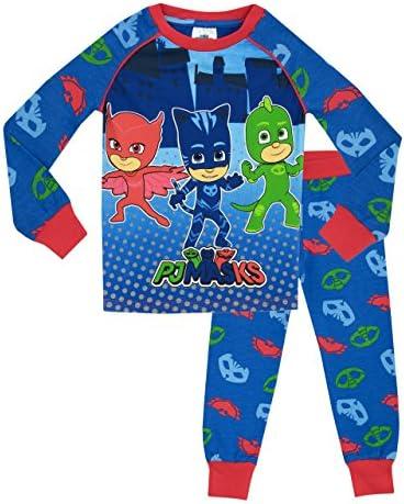 PJ Masks Jongens Aansluitende Pyjamas PJ Masks