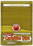 Universal Nutrition Dr. Diet Carb Rite Protein Bars, Peanut Butter Chocolate, 2.00 oz (56.7g) 12-Count