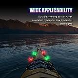 16 Pieces LED Boating Lights Navigation Lights