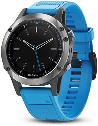 Garmin 010 – 01688 – 40 Quatix 5 GPS de Smart Watch Marino