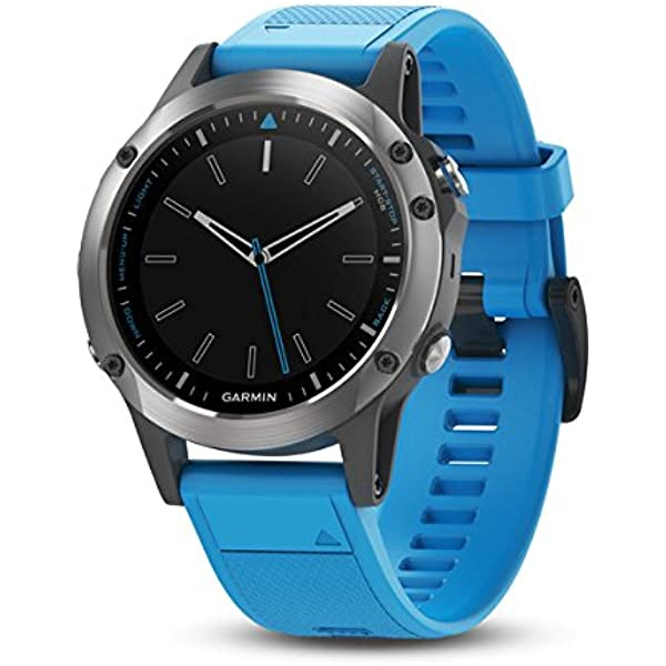 Garmin 010 – 01688 – 40 Quatix 5 GPS de Smart Watch Marino: Amazon.es: Electrónica
