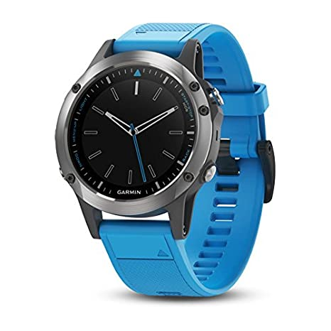 Garmin 010 - 01688 - 40 Quatix 5 GPS de Smart Watch Marino: Amazon ...
