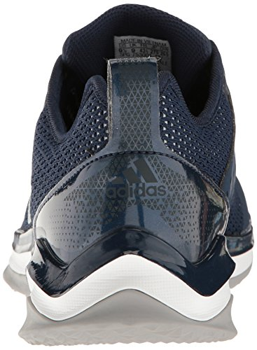 adidas Herren Speed �?.0 Cross-Trainer Schuhe Collegiate Navy / Metallic Silber / Weiß