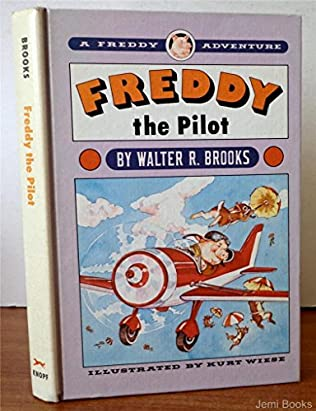 book cover of Freddy  the Pilot