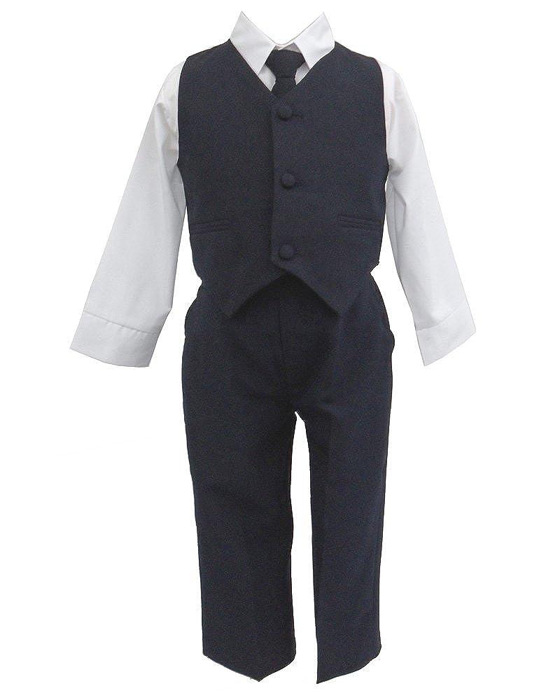 Fine Brand Shop traje completo ocasión especial, camisa, corbata ...