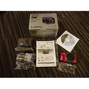 Panasonic Lumix DMC-GF3 12 MP Micro 4/3 Mirrorless Digital Camera with 3-Inch Touch-Screen LCD Body Only (Black)
