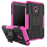Alcatel Pixi 4 (5) Case, SsHhUu Tough Heavy Duty Shock Proof Defender Cover