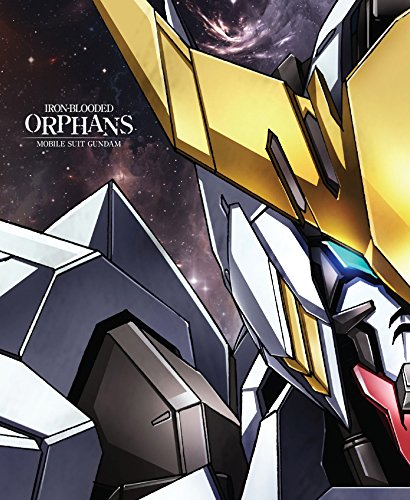 Mobile Suit Gundam  Iron Blooded Orphans   Season One  Limited Edition Blu Ray Dvd Combo