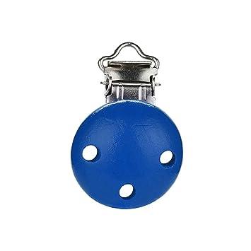 TINGSU Clip de seguridad para chupete de bebé, accesorios de ...