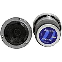 Beyma AST09 3.5 300 Watt 4 ohm Competition Series High Frequency Car Tweeters