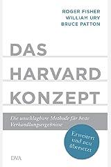 Das Harvard-Konzept Hardcover