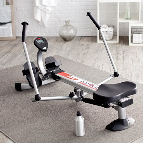 d8aefa4cb39 ... 35-1050 Stamina Body Trac Glider 1050 Rowing Machine ...