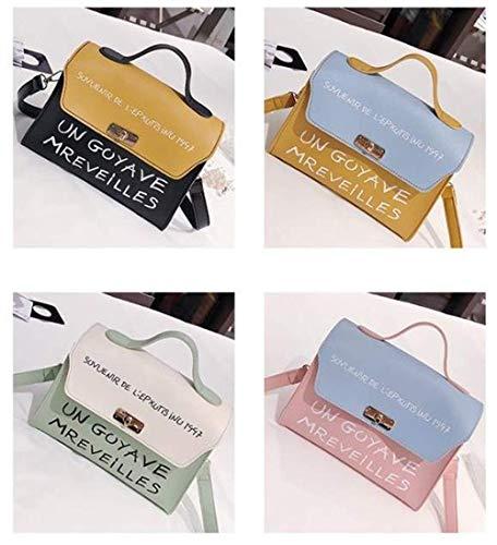 You Home geel Envelop Style Damestas Meidi Simple Package 7dq7v0