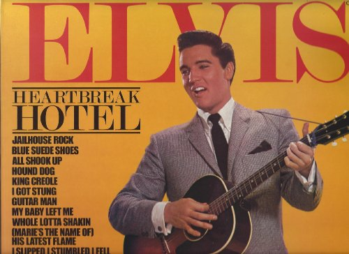 heartbreak hotel vinyl - 1