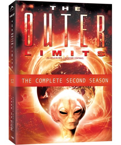 - The Outer Limits: The Complete Second Season