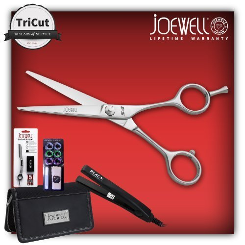 Joewell S4 5.0'' - FREE Case, Razor & Care Kit