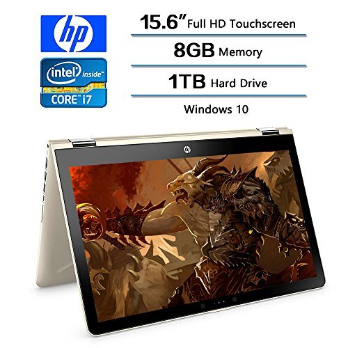 HP Flagship (2-in-1)