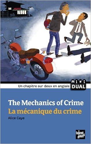 En ligne téléchargement La mécanique du crime pdf ebook