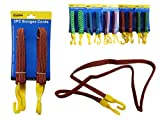 BUNGEE CORDS 2PC 51.2'' 4 COLOR , Case of 96