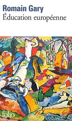 Education européenne - Romain Gary