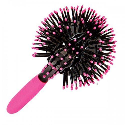 hair brush 3d - 3