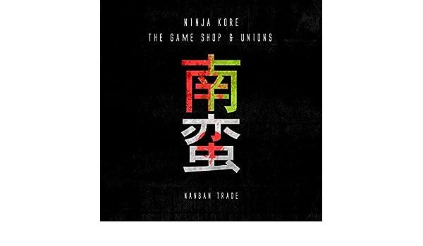 Nanban Trade de The Game Shop, UNIONS Ninja Kore en Amazon ...