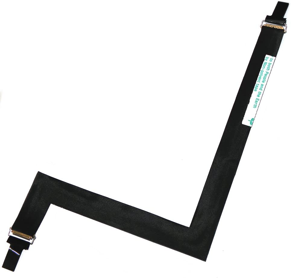 Generic NEW Laptop LCD Screen Display Video Cable For Apple iMAC-27 Series Replacement Part Number 593-1352