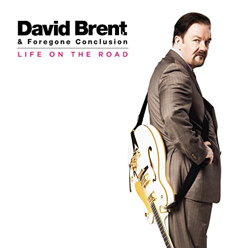 David Brent And Foregone Conclusion - Life On The Road - OST - CD - FLAC - 2016 - NBFLAC Download