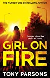 Book Cover for Girl On Fire (DC Max Wolfe)