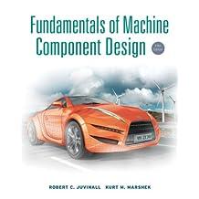 Fundamentals of Machine Component Design, 5th Edition