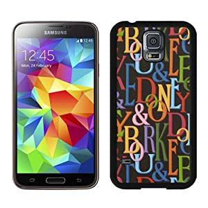 Hot Sale Samsung Galaxy S5 I9600 Screen Case ,Dooney Bourke DB 02 Black Samsung Galaxy S5 Cover Unique And Popular Designed Phone Case