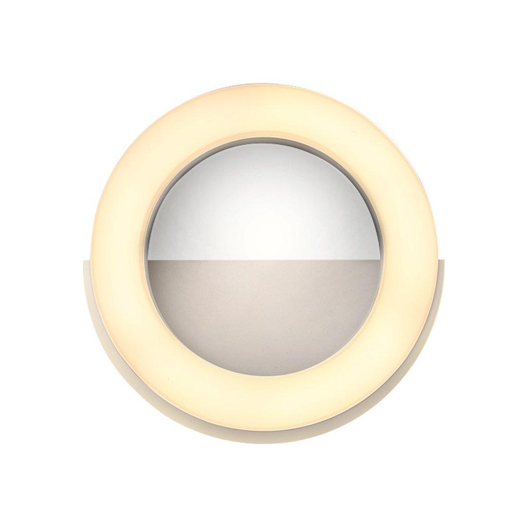 HJQD GUGoldNG LED Spiegel vorderes licht, einfache Moderne Bad Lampe Wandleuchte wc Beleuchtung Make-up Lampe Lange 23 cm Energie sparen Wasserdicht