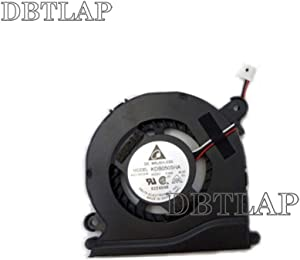 DBTLAP CPU Cooling Cooler Fan Compatible for Samsung Series 9 NP900X4B NP900X4C NP900X4D Laptop CPU Cooling Fan BA31-00131A