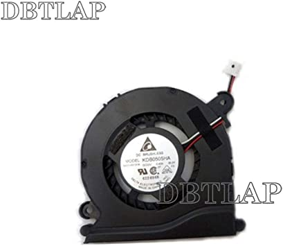 DBTLAP CPU enfriamiento enfriamiento Ventilador para Samsung Series 9 NP900X4B NP900X4C NP900X4D Ordenador portátil CPU enfriamiento Ventilador BA31-00131A: Amazon.es: Electrónica