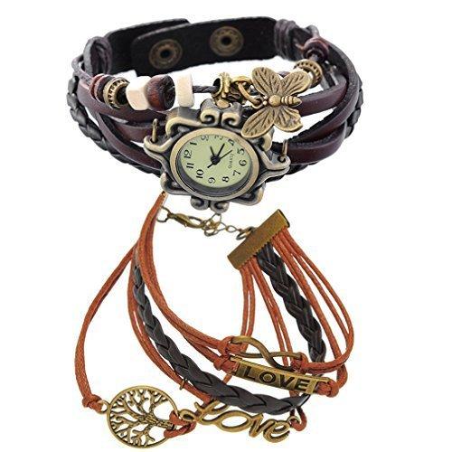 Watch Charm Bracelet - 7