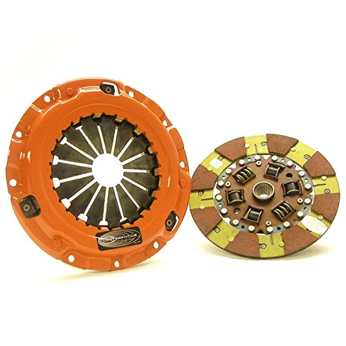 (Centerforce DF536010 Dual Friction Clutch Pressure Plate and Disc)