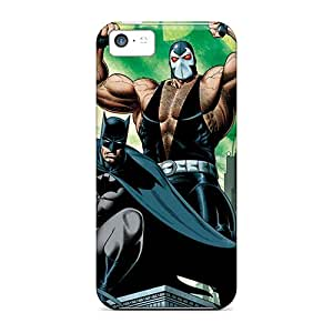 Iphone 5c WBE7050AbRj Unique Design Trendy Bane I4 Series Shockproof Hard Cell-phone Case -JonBradica