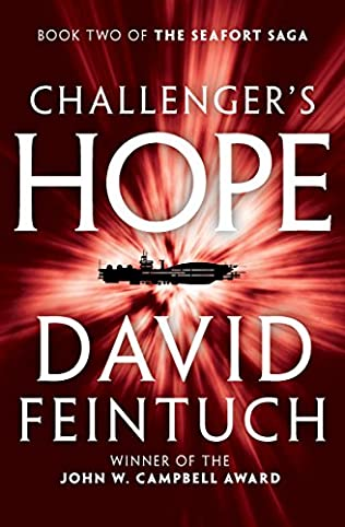 book cover of Challenger\'s Hope