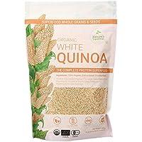 Nature's Superfoods Organic White Quinoa Seeds, 500g