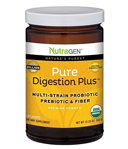 Pure-Digestion Plus (Medium, Orange)