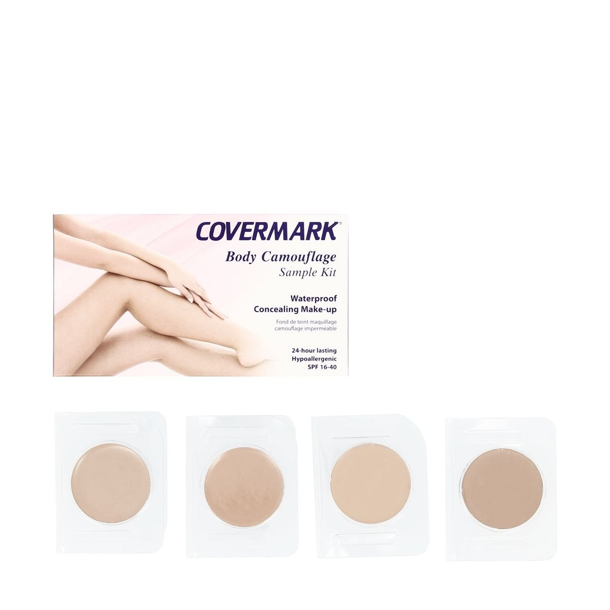 Cover mark Leg Magic Trial Kit, Medium M01 Farmeco 2CM-LM-MED