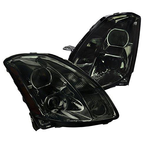04 maxima headlight assembly - 4