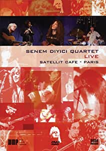 Senem Diyici Quartet: Live: Satellit Cafe, Paris