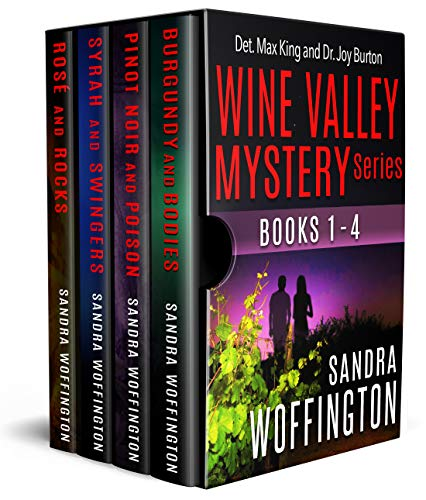 Wine Valley Mystery by Sandra Woffington ebook deal