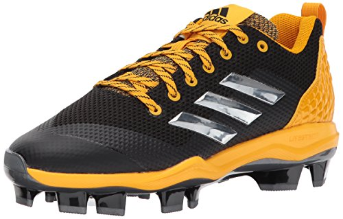 adidas Baseball Mens Gold Shoe M Freak Collegiate Core Mid X US Carbon Met Silver 16 Black aTpnFxqawr