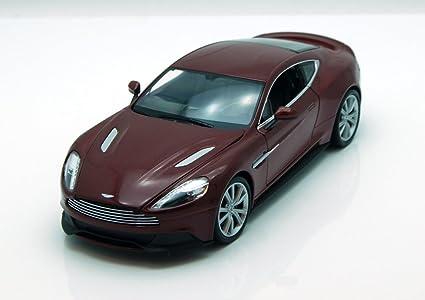 Amazon Com Aston Martin Vanquish Blue Toys Games