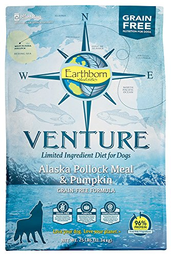 Earthborn Holistic Venture Grain Free Dry Dog Food