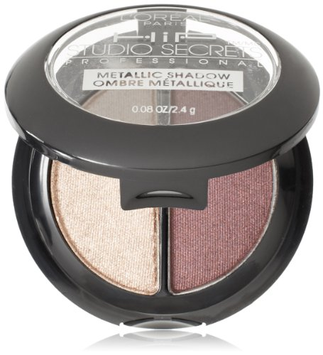 L'Oreal Paris HiP Studio Secrets Professional Metallic Eye S