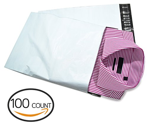Poly Mailer,C-Pak Premium Shipping Bags | Envelope Mailers Pack of 100pcs (14.5X19) by C-Pak