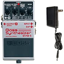 BOSS SYB-5 Bass Synthesizer Pedal w/ Power Supply